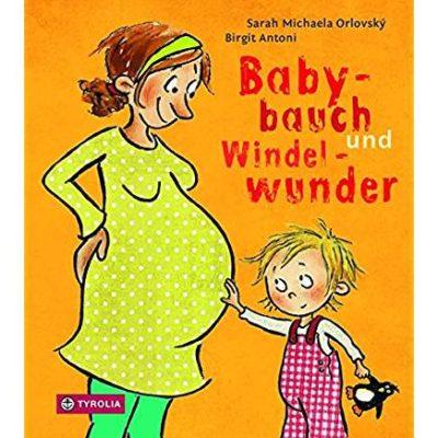Permalink auf:Babybauch und Windelwunder, von Sarah Michaela Orlovsky und Birgit Antoni