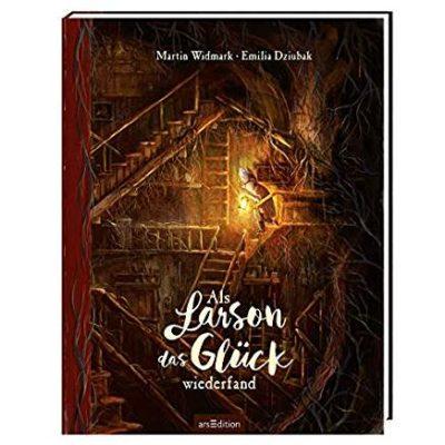 Permalink auf:Als Larson das Glück wiederfand, von Martin Widmark und Emilia Dziubak