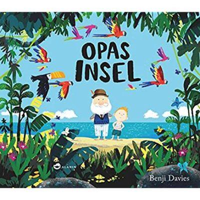Permalink auf:Opas Insel, von Benji Davies