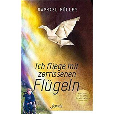 Permalink auf:Ich fliege mit zerrissenen Flügeln, von Raphael Müller