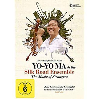 Permalink auf:DVD, YO-YO MA & the Silk Road Ensemble. The Musik of Strangers