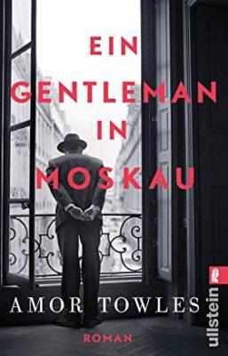 Permalink auf:Ein Gentleman in Moskau, von Amor Towles