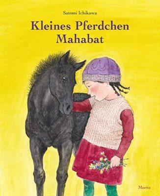 Permalink auf:Kleines Pferdchen Mahabat, von Satomi Ichikawa